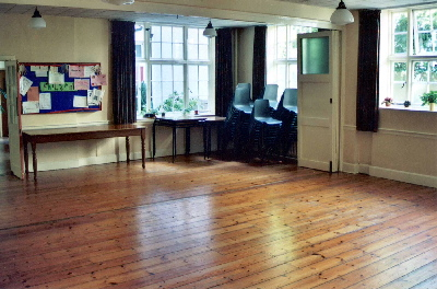 The Anne Docwra Room at Jesus Lane