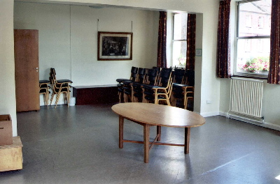 The Aldren Wright Room at Jesus Lane
