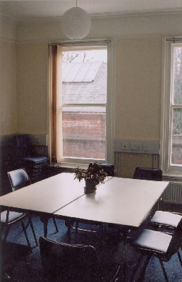 The Caroline Stephen Room at Jesus Lane