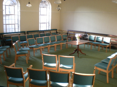 The Meeting Room at Jesus Lane